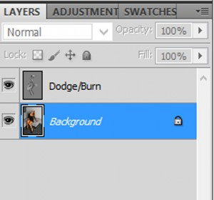 Photo Retouching with Dodge and Burn 2