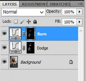 Photo Retouching with Dodge and Burn 3